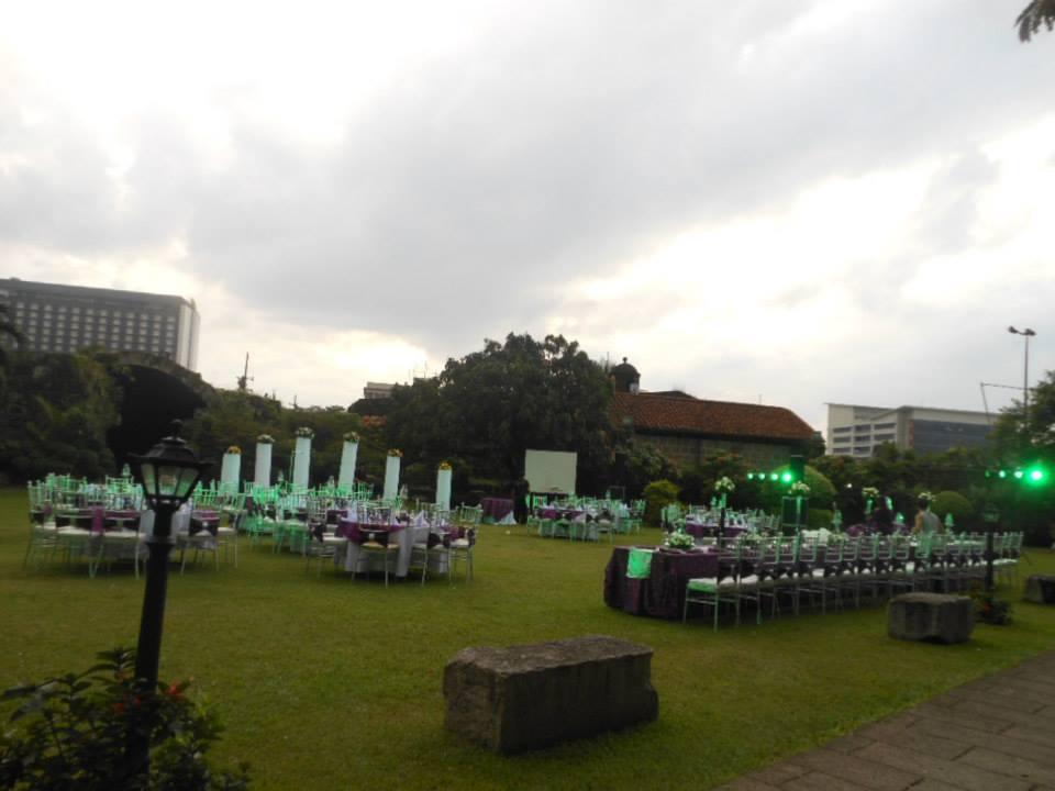 Wedding at Baluarte de San Diego Intramuros Manila